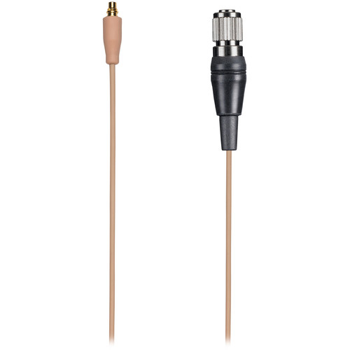 Audio-Technica BPCB-CH-TH Detachable Cable with cH-Style Screw-Down 4-Pin Connector for Audio-Technica Wireless Systems (Beige)