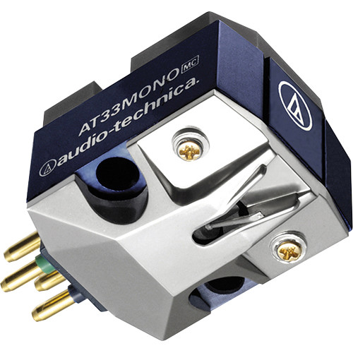 Audio-Technica Consumer AT33MONO Moving Coil Cartridge