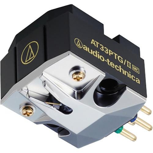 Audio-Technica Consumer AT33PTG/2 Dual Moving Coil Cartridge
