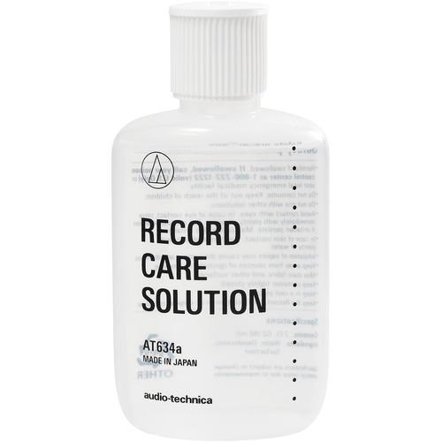 Audio-Technica Consumer AT634a Record Care Solution