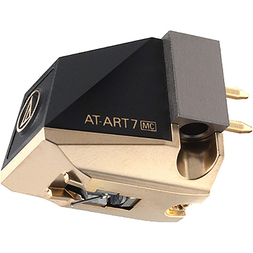 Audio-Technica Consumer AT-ART7 Non-Magnetic Core Moving Coil Cartridge