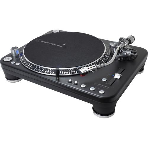 Audio-Technica Consumer AT-LP1240-USB XP Professional DJ Direct-Drive Turntable (USB & Analog) w/ AT-XP5 Cart