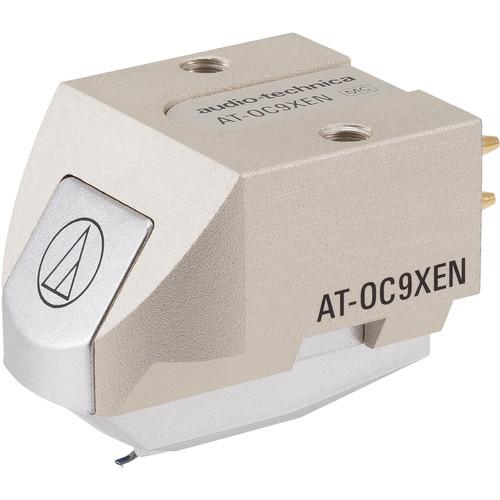 Audio-Technica Consumer AT-OC9XEN Dual Moving Coil Cartridge (Elliptical Nude Stylus)