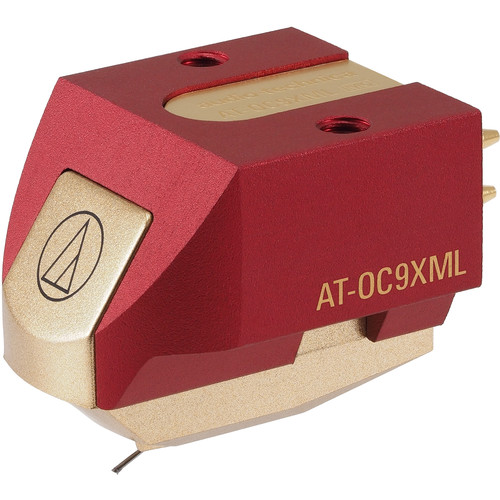 Audio-Technica Consumer AT-OC9XML Dual Moving Coil Cartridge (Microlinear Stylus)