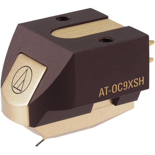 Audio-Technica Consumer AT-OC9XSH Dual Moving Coil Cartridge (Shibata Stylus)