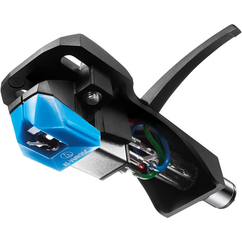 Audio-Technica Consumer AT-VM95C/H Headshell and Cartridge Combo Kit