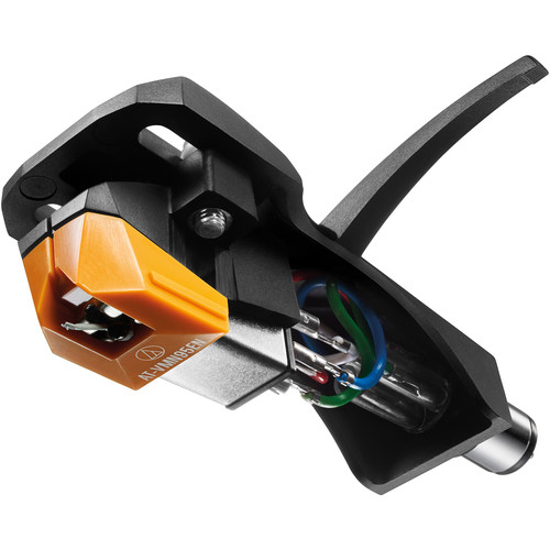 Audio-Technica Consumer AT-VM95EN/H Headshell and Cartridge Combo Kit