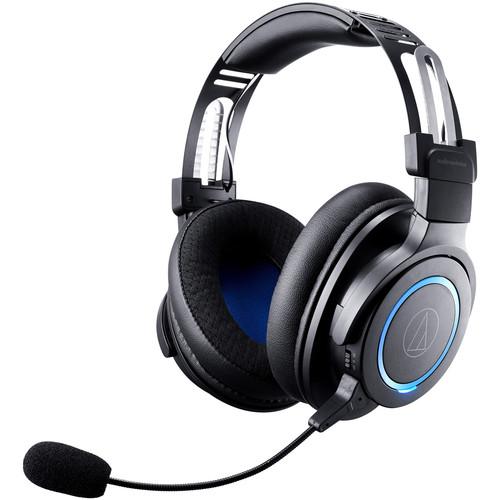 Audio-Technica Consumer ATH-G1WL Wireless Gaming Headset