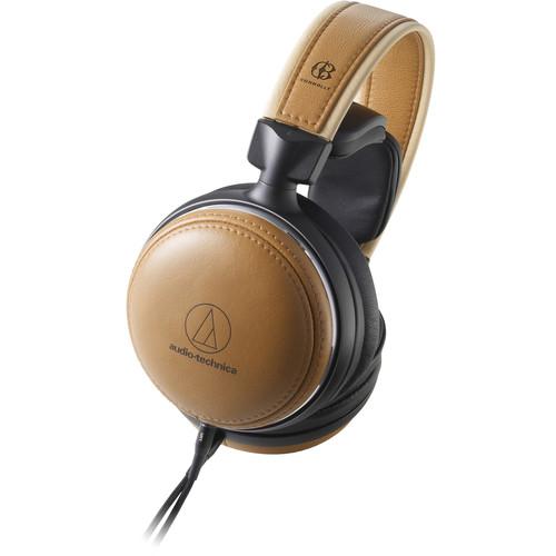 Audio-Technica Consumer ATH-L5000 Wooden Closed-Back Audiophile Headphones