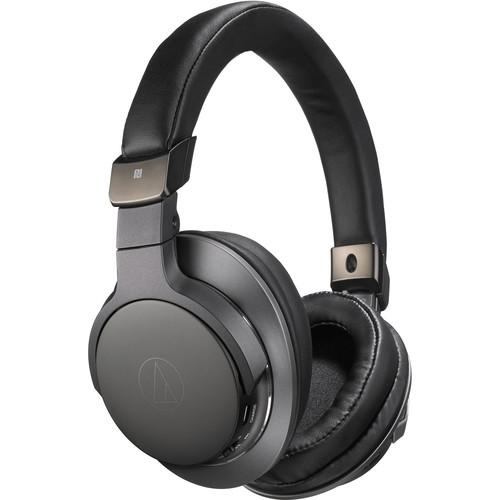 Audio-Technica Consumer ATH-SR6BT Wireless Over-Ear Headphones (Black)