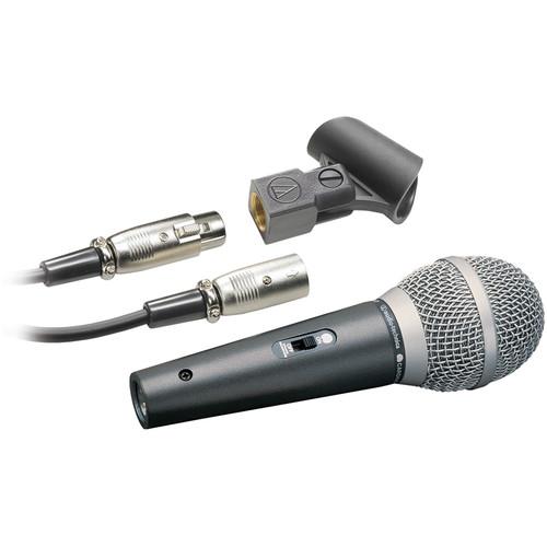 Audio-Technica Consumer ATR1500X Cardioid Dynamic Vocal/Instrument Microphone