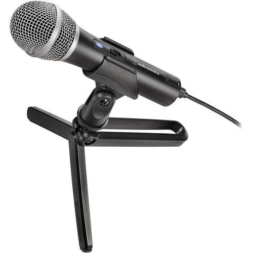 Audio-Technica Consumer ATR2100x-USB Cardioid Dynamic USB/XLR Microphone
