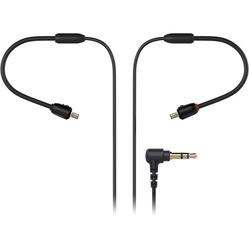 Audio-Technica EP-C Series Replacement Cable for ATH-E40 and ATH-E50 Earphones (5.2')