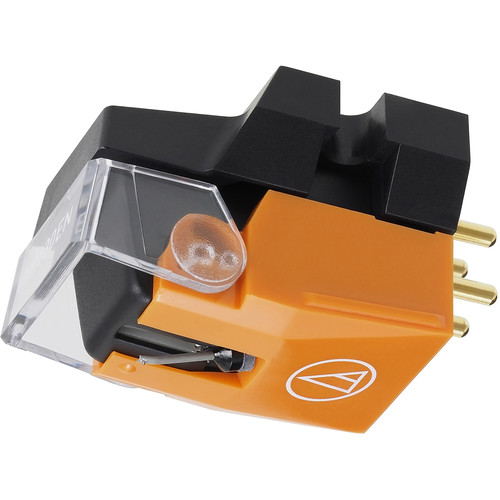 Audio-Technica Consumer VM530EN Dual Moving Magnet Cartridge with Elliptical Nude Stylus
