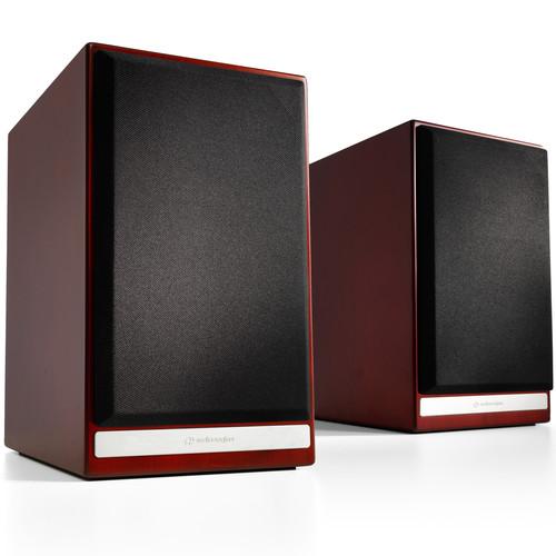 Audioengine HDP6 2-Way Bookshelf Speakers (Cherry, Pair)