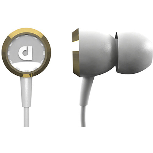 Audiofly AF33 In-Ear Headphones (Corset White)