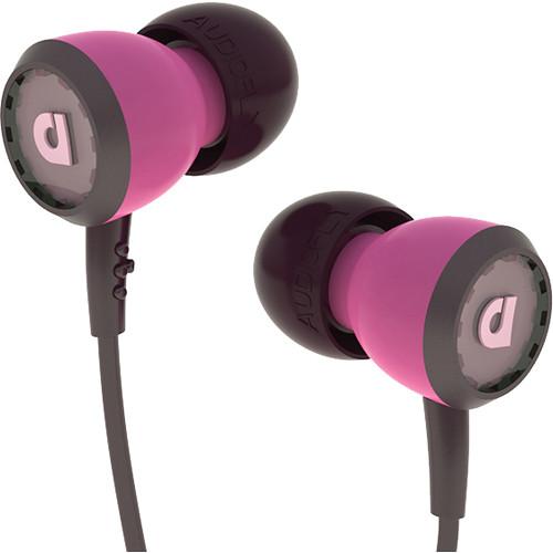 Audiofly AF33 In-Ear Headphones (HiRise Purple)
