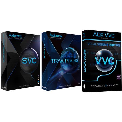 AUDIONAMIX ADX Professional Suite Bundle (Download)