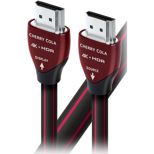 AudioQuest Cherry Cola Active Optical HDMI 5.0M / 16 Ft. 5 In.