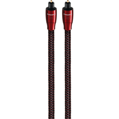 AudioQuest Cinnamon Toslink to Toslink Digital Audio Cable (2.46')
