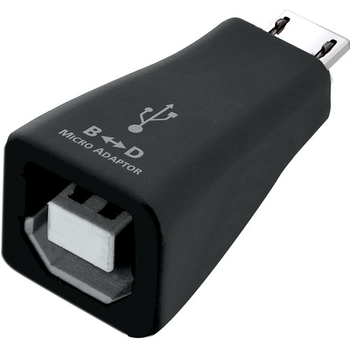 AudioQuest USB B to Micro B Adapter