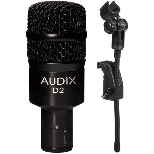 Audix D2 Drum Mic Kit