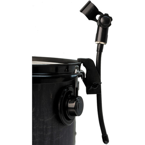 Audix DVICE Mini Gooseneck with Rim-Mounted Drum Clamp 3-Pack Kit