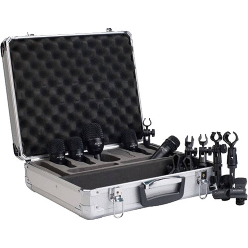 Audix FP5 Fusion Series Drum Microphone Package