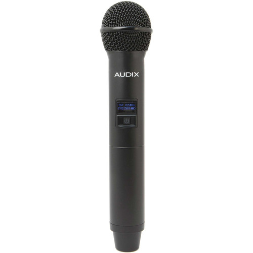 Audix H60 64 MHz Handheld Transmitter Microphone with OM6 Capsule