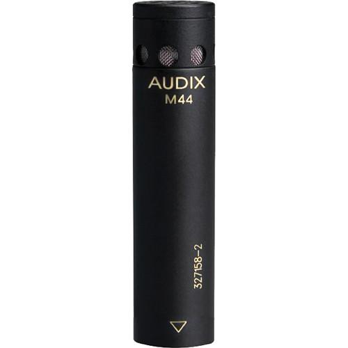 Audix M44HC Condenser Instrument Microphone (Hypercardioid Polar Pattern)