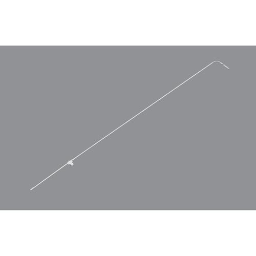 "Audix MicroBoom Carbon Fiber Boom Arm (50"", White)"
