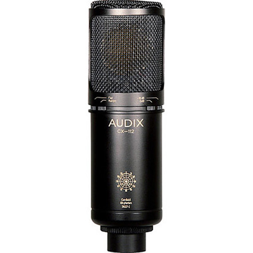 Audix Vocal and Instrument Condenser Microphone Kit