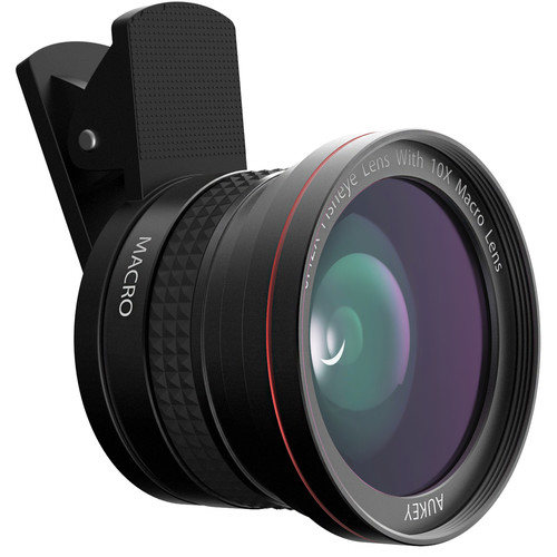 AUKEY iPhone Lens 2 In 1 Cell Phone Lens Kit