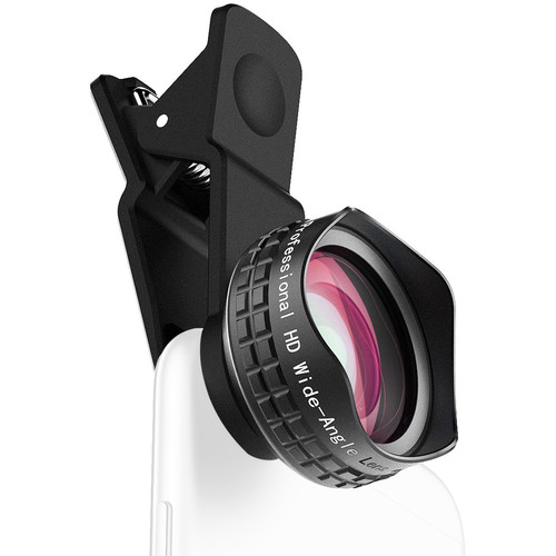 AUKEY Wide-Angle Lens and Case Set for iPhone 6/6s