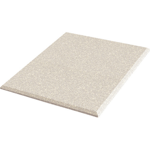 """Auralex ProPanel Fabric-Wrapped Acoustical Absorption Panel (1"""" x 2' x 2', Beveled, Sandstone)"""