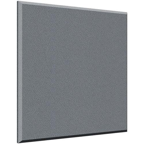 "Auralex 1"" X 24"" X 24"" Panel, Beveled Edge, Wolf Fabric, AAFN 2 Impaling Clips - Tier 3"