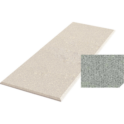 "Auralex ProPanel Fabric-Wrapped Acoustical Absorption Panel (1"" x 2' x 4', Beveled, Petoskey)"