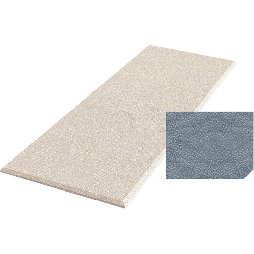 "Auralex ProPanel Fabric-Wrapped Acoustical Absorption Panel (1"" x 2' x 4', Beveled, Shadow)"