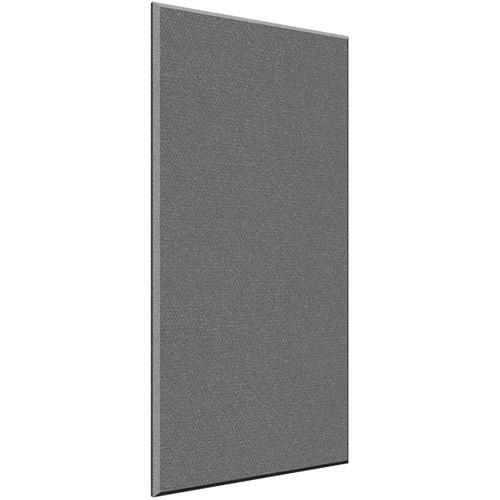 "Auralex 1"" X 24"" X 48"" Panel, Beveled Edge, Slate Fabric, AFN 2 Impaling Clips - Tier 3"