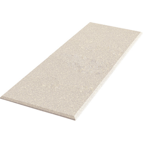 """Auralex ProPanel Fabric-Wrapped Acoustical Absorption Panel (1"""" x 2' x 4', Beveled, Sandstone)"""