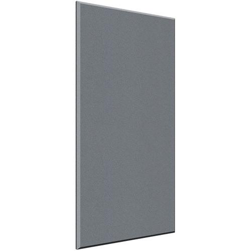 "Auralex 1"" X 24"" X 48"" Panel, Beveled Edge, Wolf Fabric, AFN 2 Impaling Clips - Tier 3"