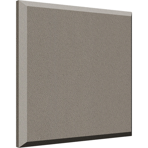 "Auralex 2"" X 24"" X 24"" Panel, Beveled Edge, Goose Fabric, AFN 2 Impaling Clips - Tier 3"