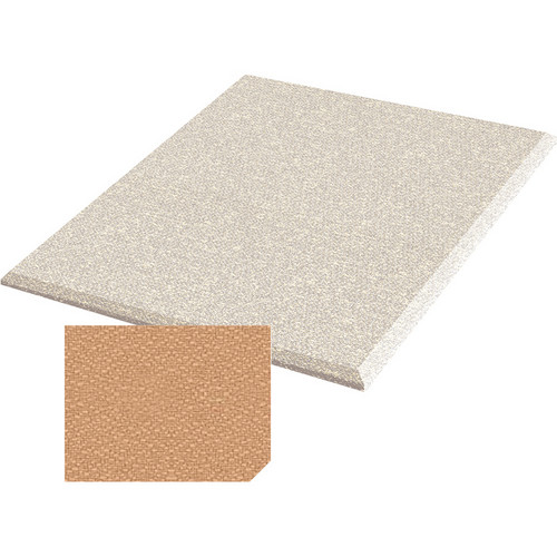 "Auralex ProPanel Fabric-Wrapped Acoustical Absorption Panel (2"" x 2' x 2', Beveled, Mesa)"