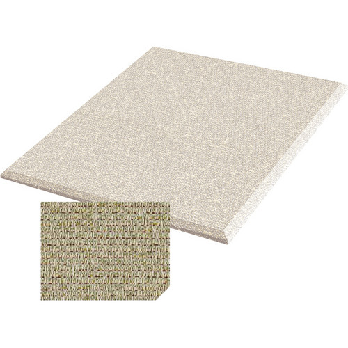 "Auralex ProPanel Fabric-Wrapped Acoustical Absorption Panel (2"" x 2' x 2', Beveled, Patina)"