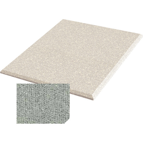 """Auralex ProPanel Fabric Wrapped Acoustical Absorption Panel and Cloud Mount (2"""" x 2' x 2', Beveled, Petoskey)"""