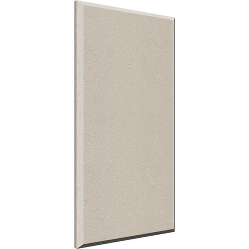 "Auralex 2"" X 24"" X 48""' Panel, Beveled Edge, Birch Fabric, 4 Cloud Anchors - Tier 2"