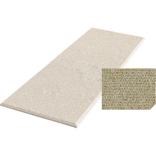 "Auralex ProPanel Fabric-Wrapped Acoustical Absorption Panel (2"" x 2' x 4', Beveled, Patina)"