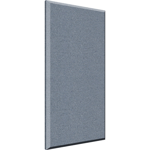 "Auralex 2"" X 24"" X 48"" Panel, Beveled Edge, Quarry Fabric, AFN 2 Impaling Clips - Tier 2"
