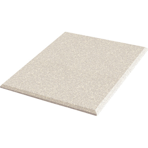 "Auralex ProPanel Fabric-Wrapped Acoustical Absorption Panel (2"" x 2' x 4', Beveled, Sandstone, 3-Pack)"