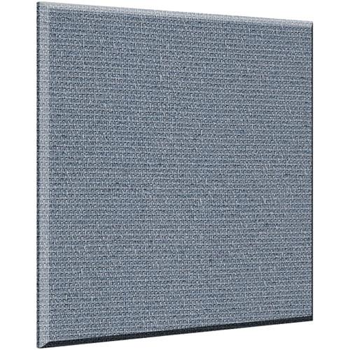 "Auralex 2"" X 48"" X 48"" Panel, Beveled Edge, Quarry Fabric, AFN 4 Impaling Clips - Tier 3"